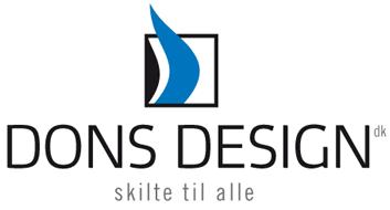 DONS DESIGN - skilte til alle